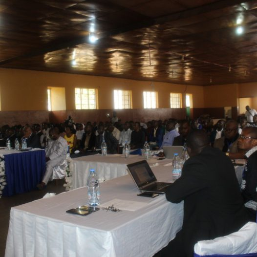 CATUC HOLDS ANOTHER SYMPOSIUM ON AFRICAN IDENTITY